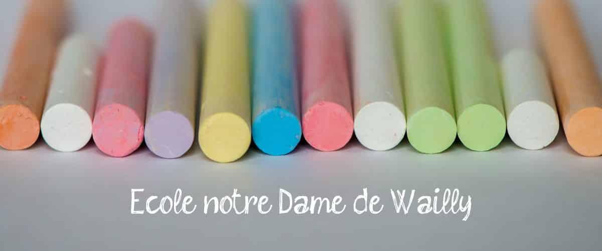 Ecole Notre Dame de Wailly Tourcoing